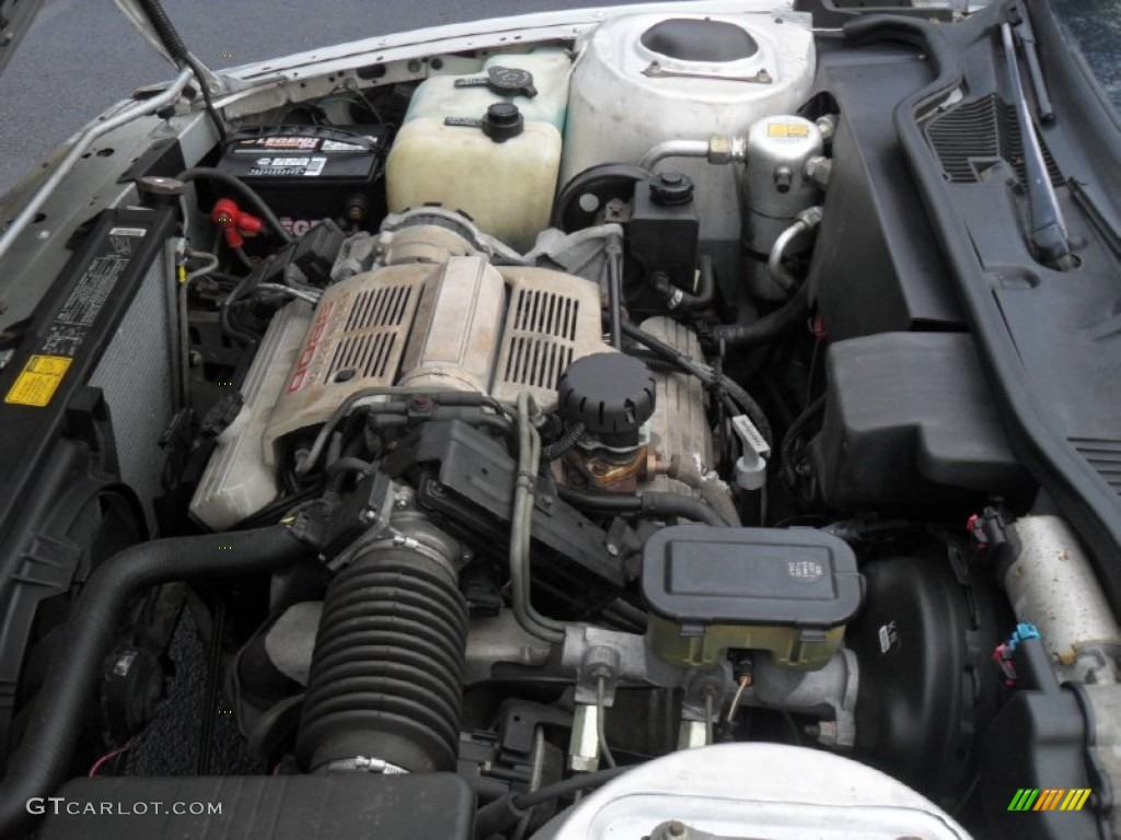 on 1987 Buick Lesabre 3800 Engine