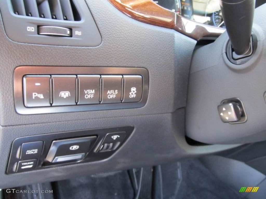 2011 Hyundai Equus Signature Controls Photo 59727018