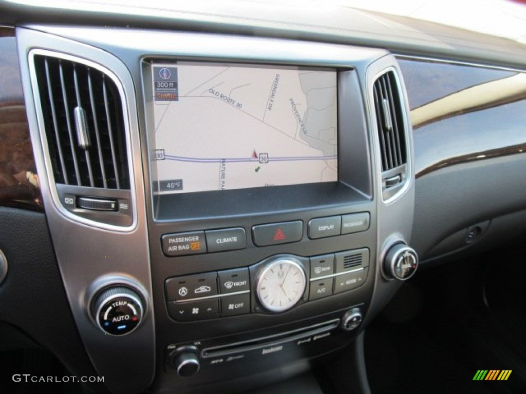 2011 Hyundai Equus Signature Controls Photo 59727278