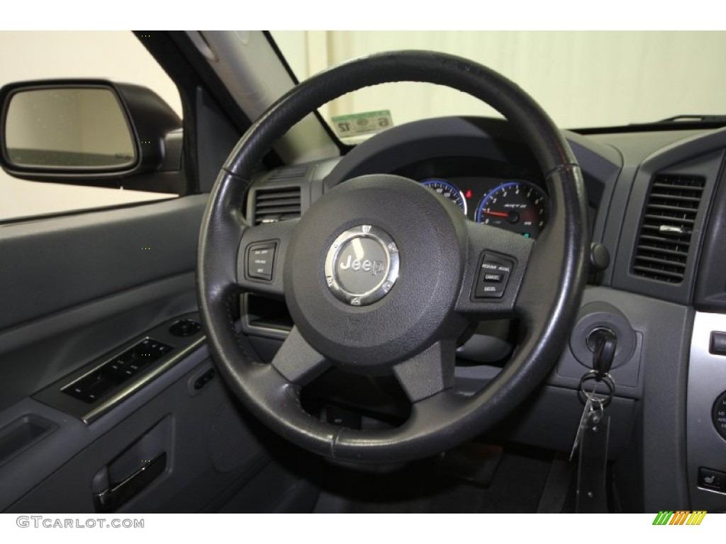 2007 jeep grand cherokee srt8 4x4 steering wheel photos. Black Bedroom Furniture Sets. Home Design Ideas