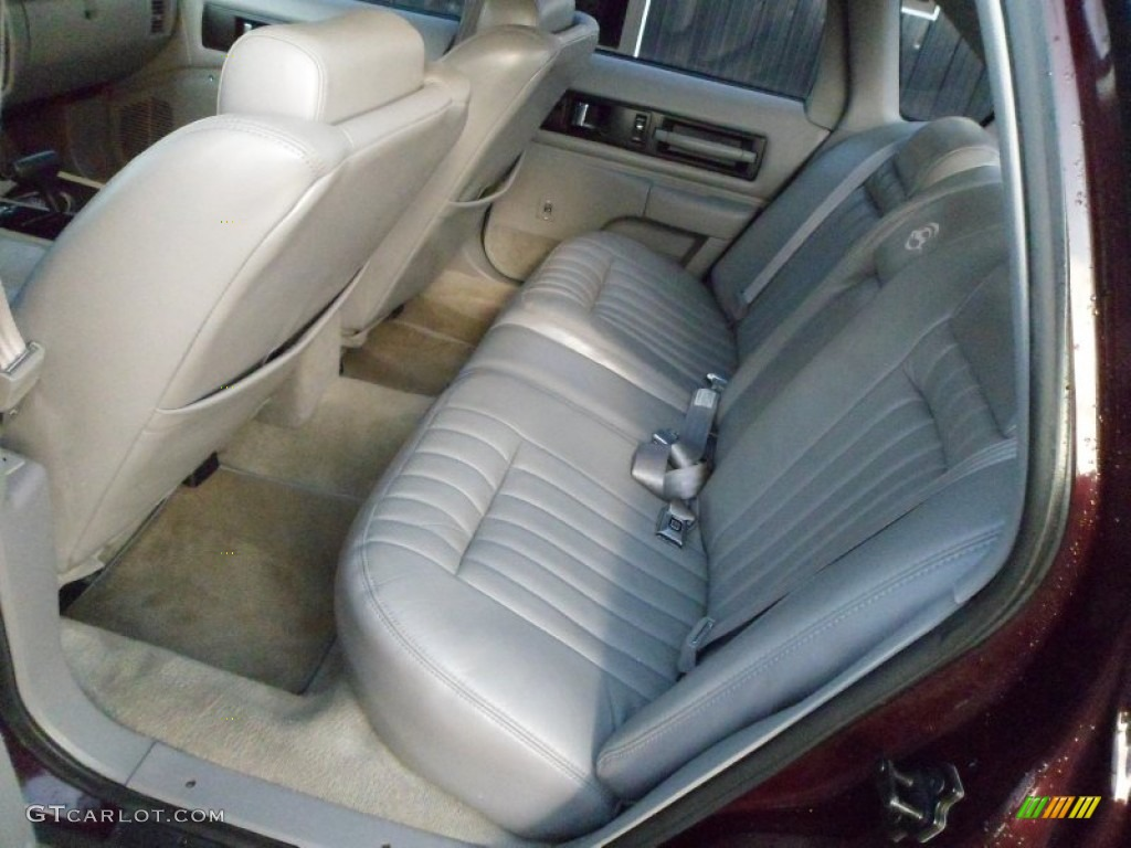 Gray Interior 1996 Chevrolet Impala Ss Photo 59740031