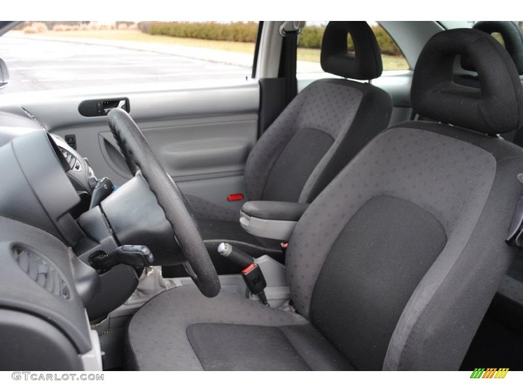 2001 Volkswagen New Beetle Gls Coupe Interior Photo 59740931