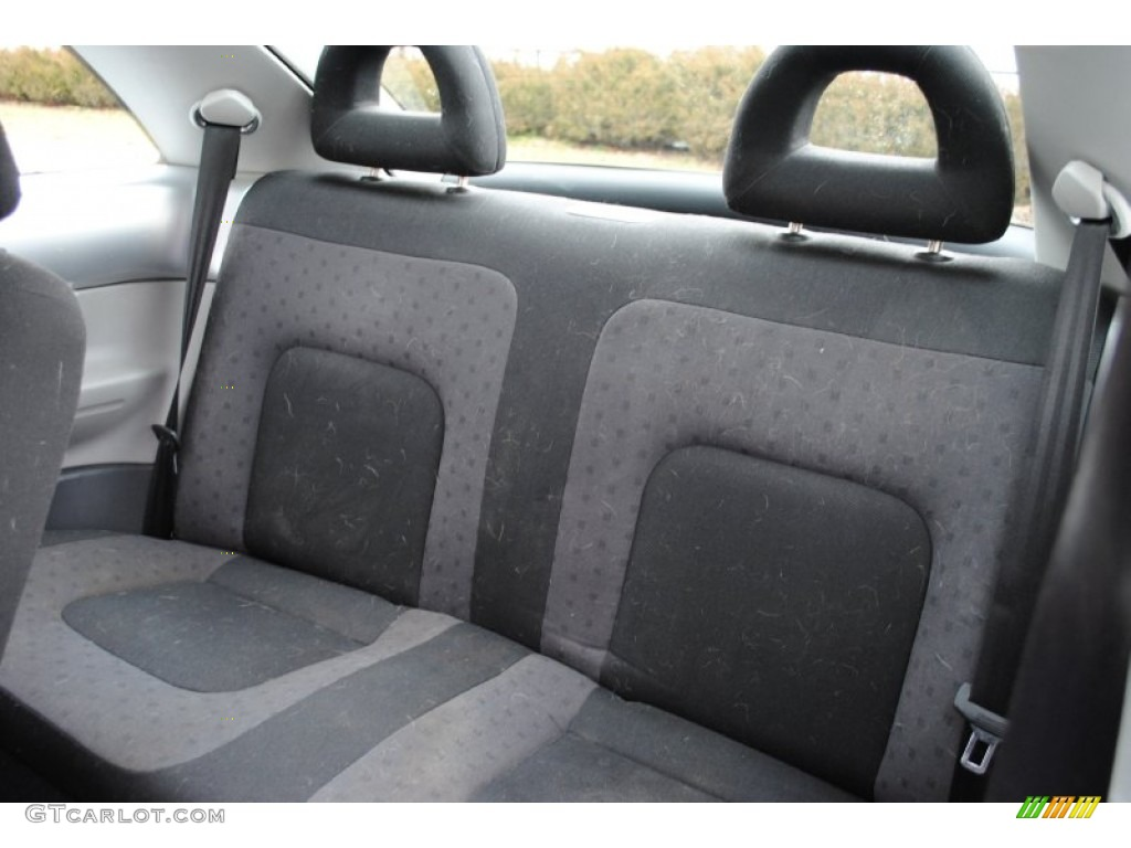 Light Grey Interior 2001 Volkswagen New Beetle Gls Coupe Photo 59740958