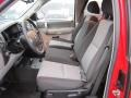 2009 Victory Red Chevrolet Silverado 1500 Extended Cab 4x4  photo #16