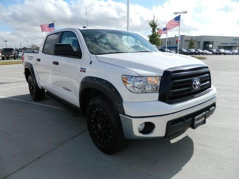 2012 Toyota Tundra T-Force 2.0 Limited Edition CrewMax Data, Info and Specs