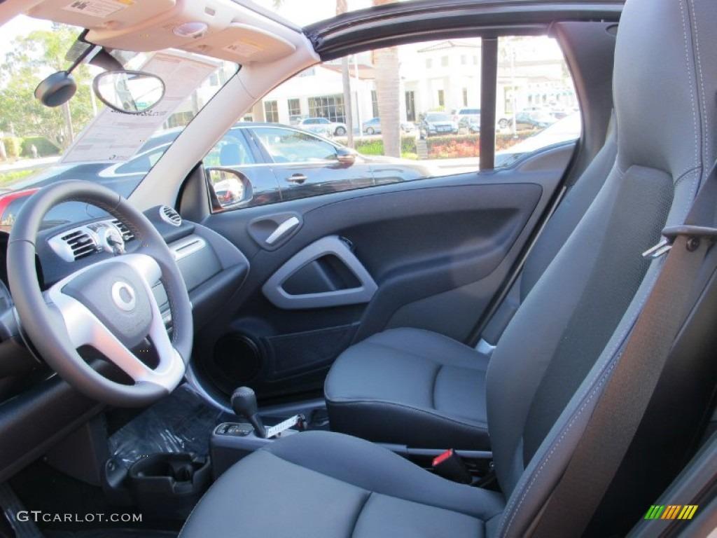 design black interior 2012 smart fortwo passion cabriolet photo 59747405. Black Bedroom Furniture Sets. Home Design Ideas