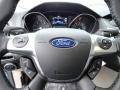 2012 Frosted Glass Metallic Ford Focus SEL Sedan  photo #17