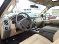 2012 Autumn Red Metallic Ford F250 Super Duty Lariat Crew Cab 4x4  photo #14