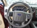 Adobe Steering Wheel Photo for 2012 Ford F250 Super Duty #59760050