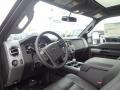 2012 Tuxedo Black Metallic Ford F250 Super Duty Lariat Crew Cab 4x4  photo #11