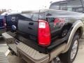 2012 Tuxedo Black Metallic Ford F250 Super Duty King Ranch Crew Cab 4x4  photo #6