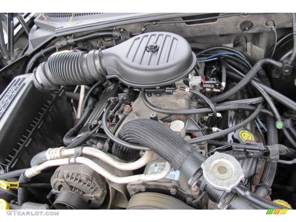 on 1998 Dodge Dakota Slt Specs