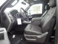 2012 Sterling Grey Metallic Ford F250 Super Duty Lariat Crew Cab 4x4  photo #12