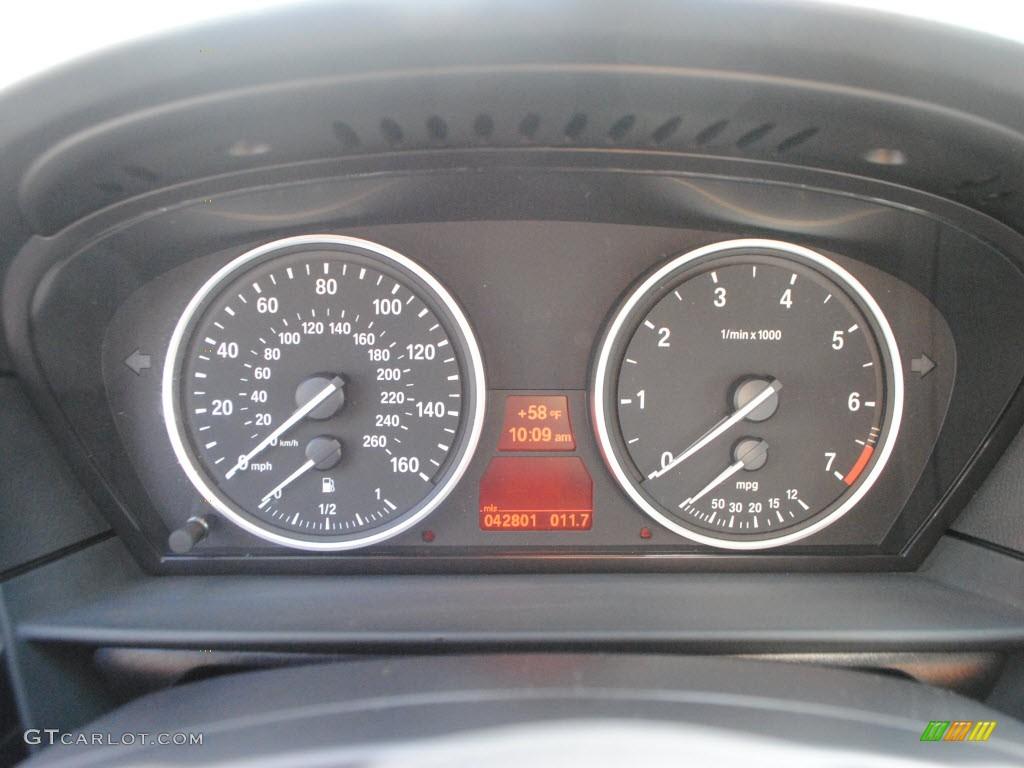 2009 Bmw 5 Series 550i Sedan Gauges Photo 59766425 Gtcarlot Com