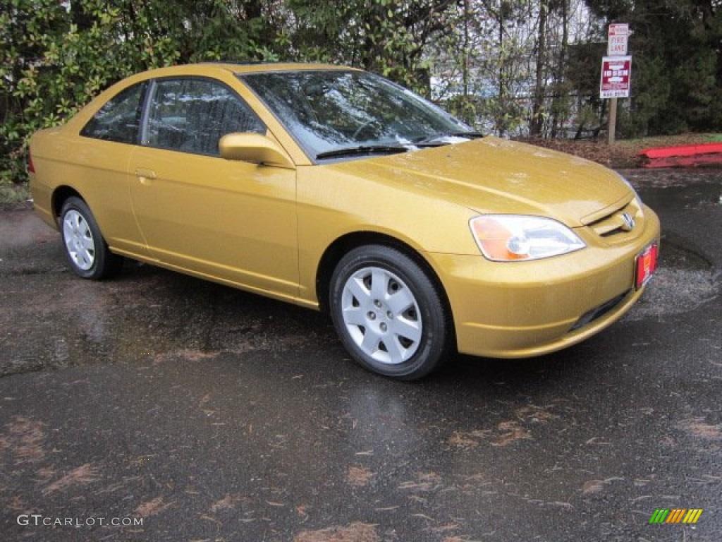 Inca Pearl Honda Civic Ex Coupe