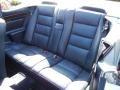 Rear Seat of 1993 E Class 300 CE Cabriolet