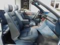 1993 E Class 300 CE Cabriolet Blue Interior