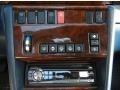 Controls of 1993 E Class 300 CE Cabriolet