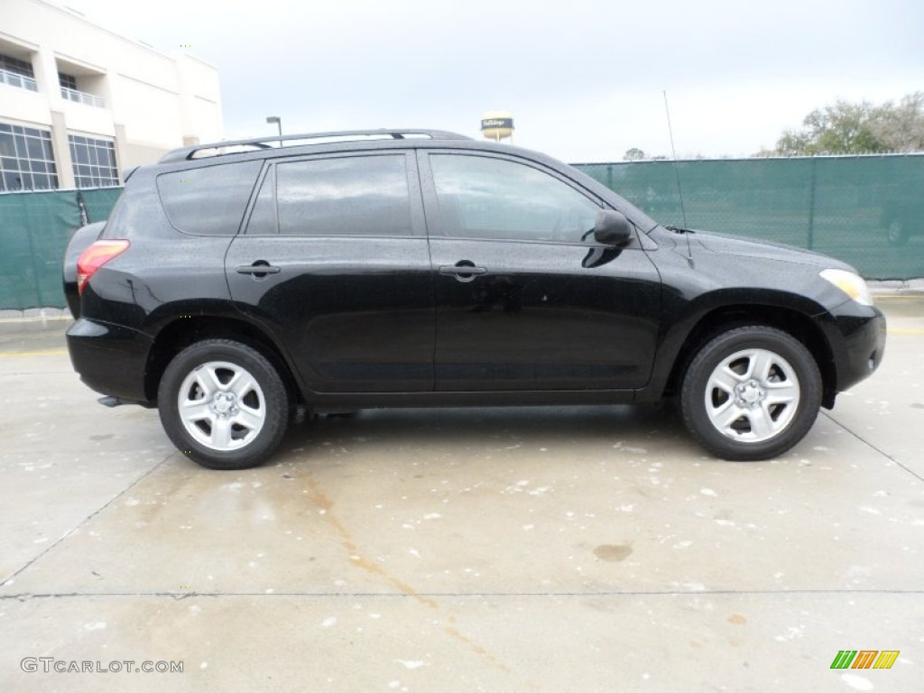 black 2006 toyota rav4 standard rav4 model exterior photo 59769509. Black Bedroom Furniture Sets. Home Design Ideas