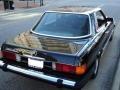 1981 SL Class 380 SLC Coupe Black