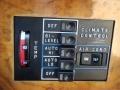 Controls of 1981 SL Class 380 SLC Coupe