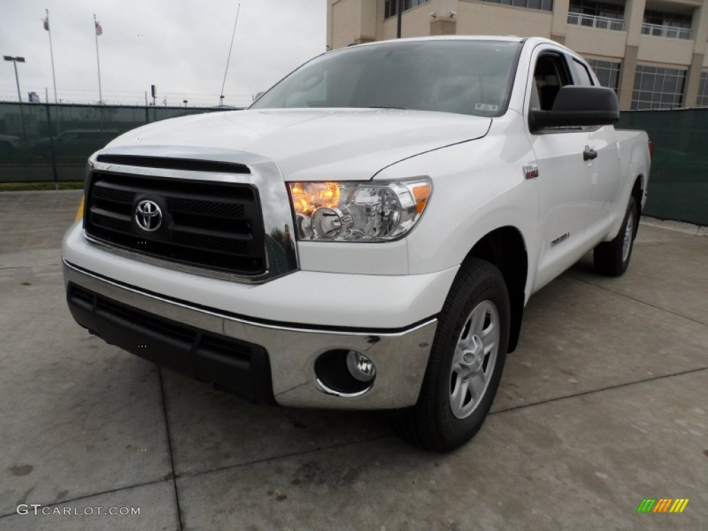 2012 toyota tundra sr5 double cab 4x4 exterior photos. Black Bedroom Furniture Sets. Home Design Ideas