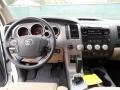 Sand Beige Dashboard Photo for 2012 Toyota Tundra #59771456