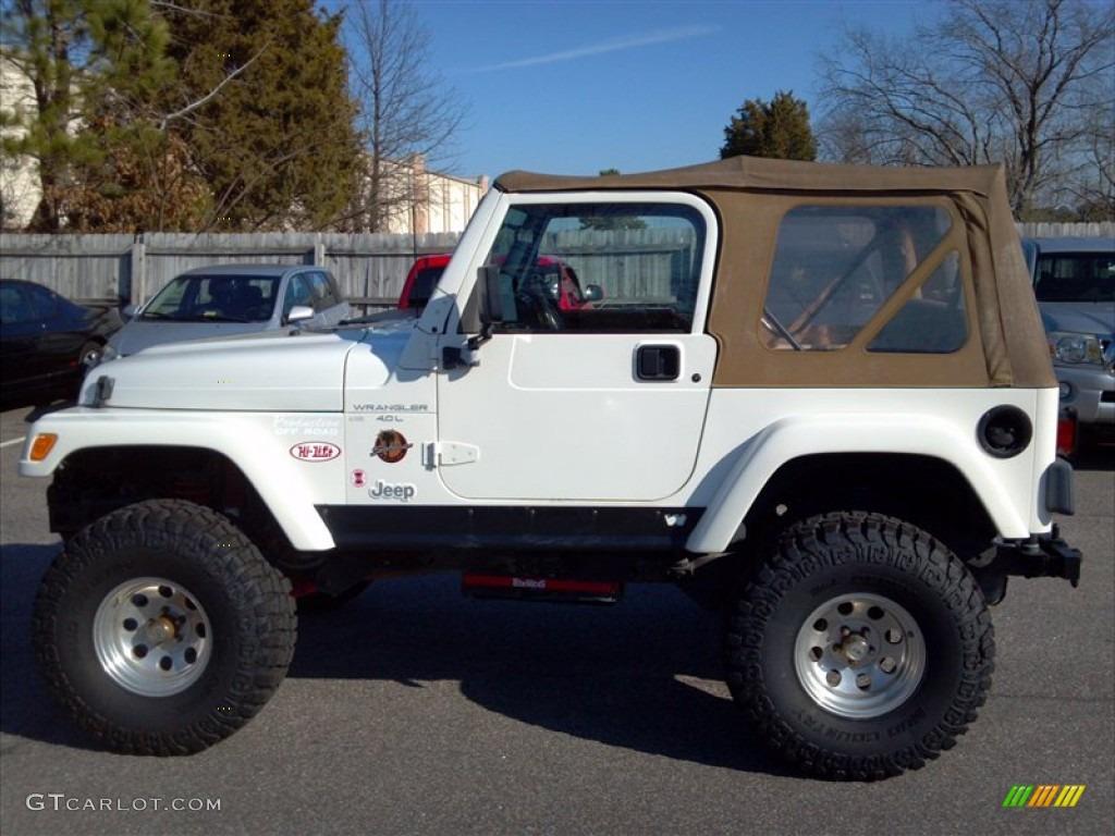 1997 Jeep Wrangler Se 1998 Jeep Wrangler Sahara 4x4 Custom Wheels Photo ...