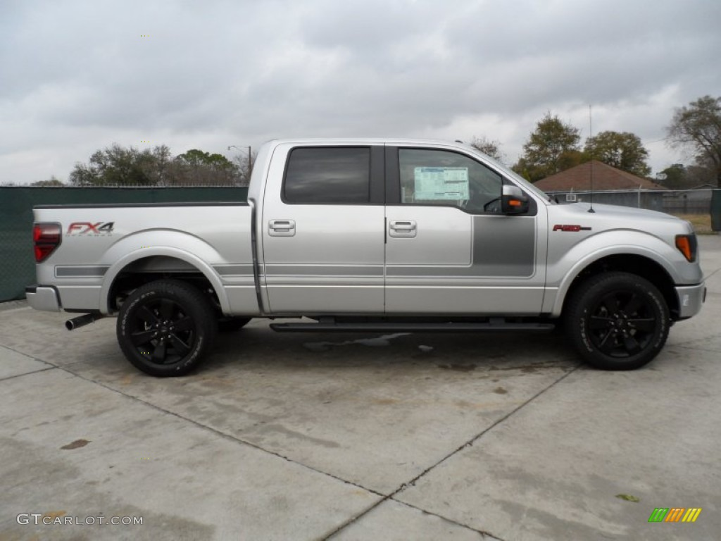 2012 ford f150 fx4 supercrew 4x4 fx appearance package interior photo 57457993. Black Bedroom Furniture Sets. Home Design Ideas