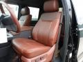 2012 Tuxedo Black Metallic Ford F250 Super Duty King Ranch Crew Cab 4x4  photo #28