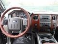 2012 Tuxedo Black Metallic Ford F250 Super Duty King Ranch Crew Cab 4x4  photo #31