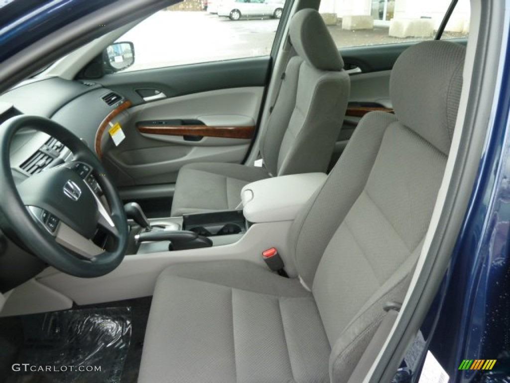 Gray interior 2012 honda accord ex sedan photo 59773619 - 2012 honda accord coupe interior ...