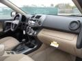 Sand Beige Dashboard Photo for 2011 Toyota RAV4 #59774123