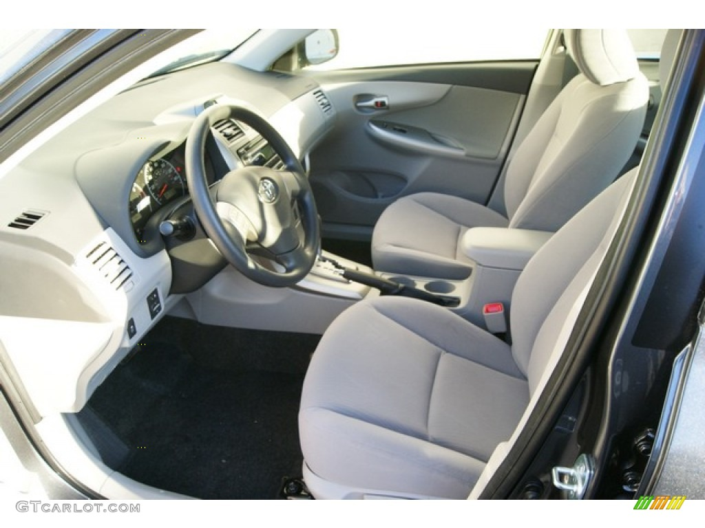 2012 Toyota Corolla Le Interior Photo 59777984