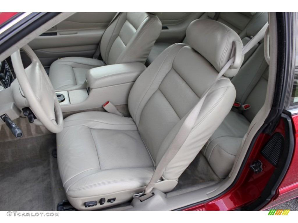 2000 Cadillac Eldorado Etc Interior Photos