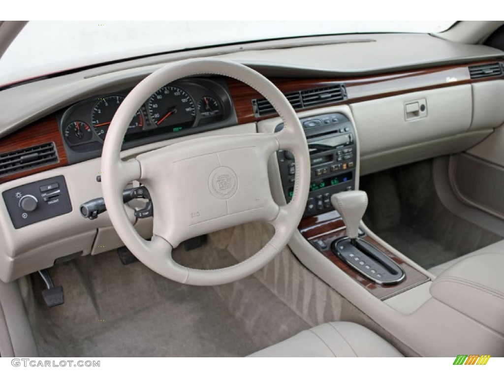 Neutral Shale Interior 2000 Cadillac Eldorado Etc Photo 59782751