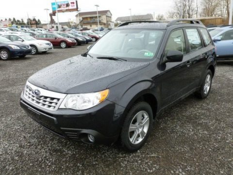 2012 subaru forester 2 5 x data info and specs. Black Bedroom Furniture Sets. Home Design Ideas