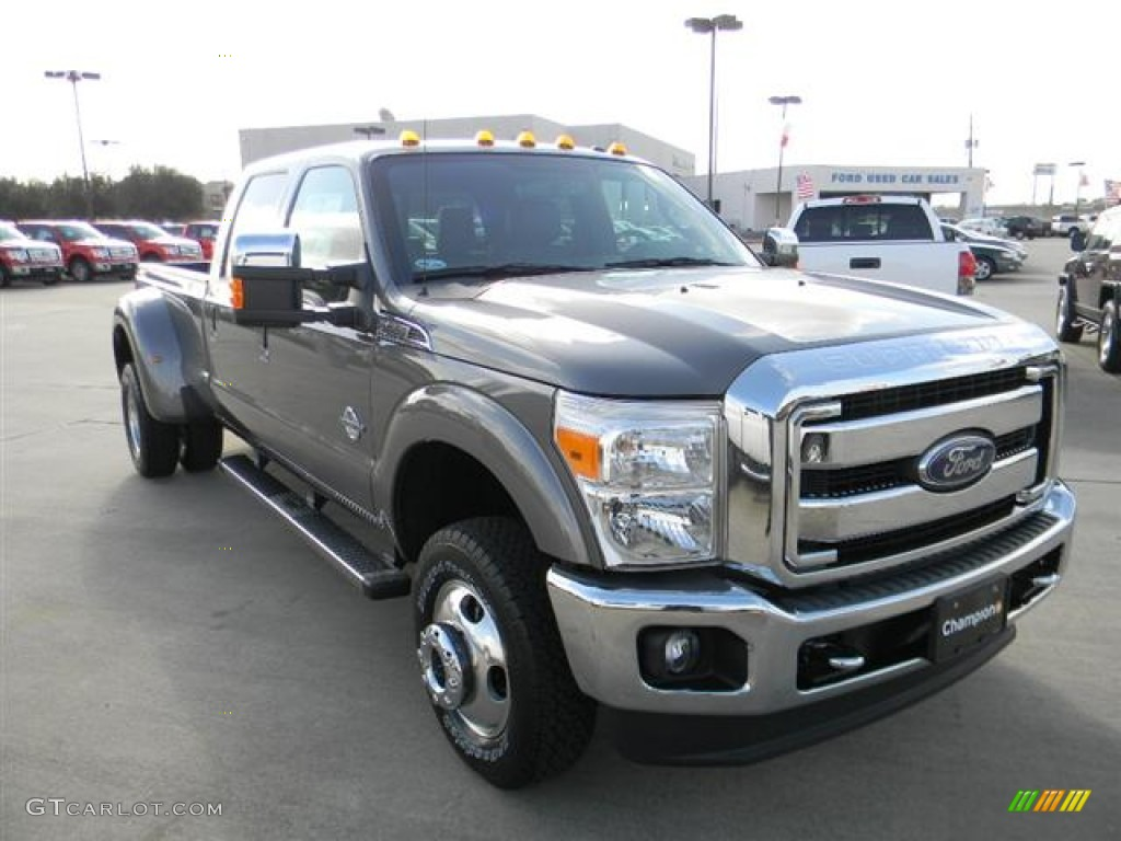 2012 ford f350 super duty xl regular cab 4x4 dually in sterling grey 2017 2018 best cars reviews. Black Bedroom Furniture Sets. Home Design Ideas
