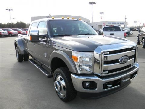2012 Ford F350 Super Duty