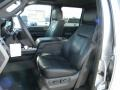 2012 Ingot Silver Metallic Ford F250 Super Duty Lariat Crew Cab 4x4  photo #11