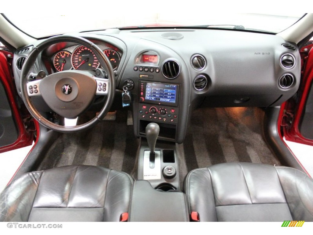 prix grand 2007 pontiac gxp dashboard sedan ebony gtcarlot
