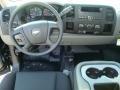 2012 Black Granite Metallic Chevrolet Silverado 1500 Work Truck Extended Cab 4x4  photo #4