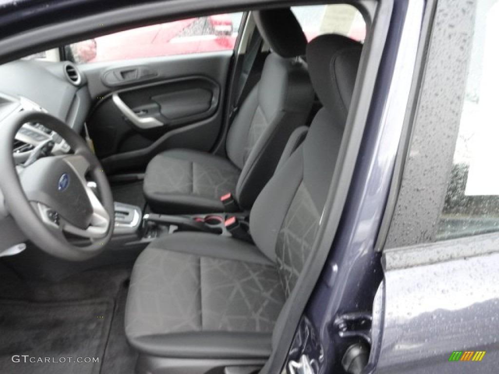 2012 Ford Fiesta Se Hatchback Interior Photo 59803842