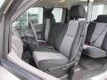 Dark Titanium Front Seat Photo for 2008 Chevrolet Silverado 1500 #59804698
