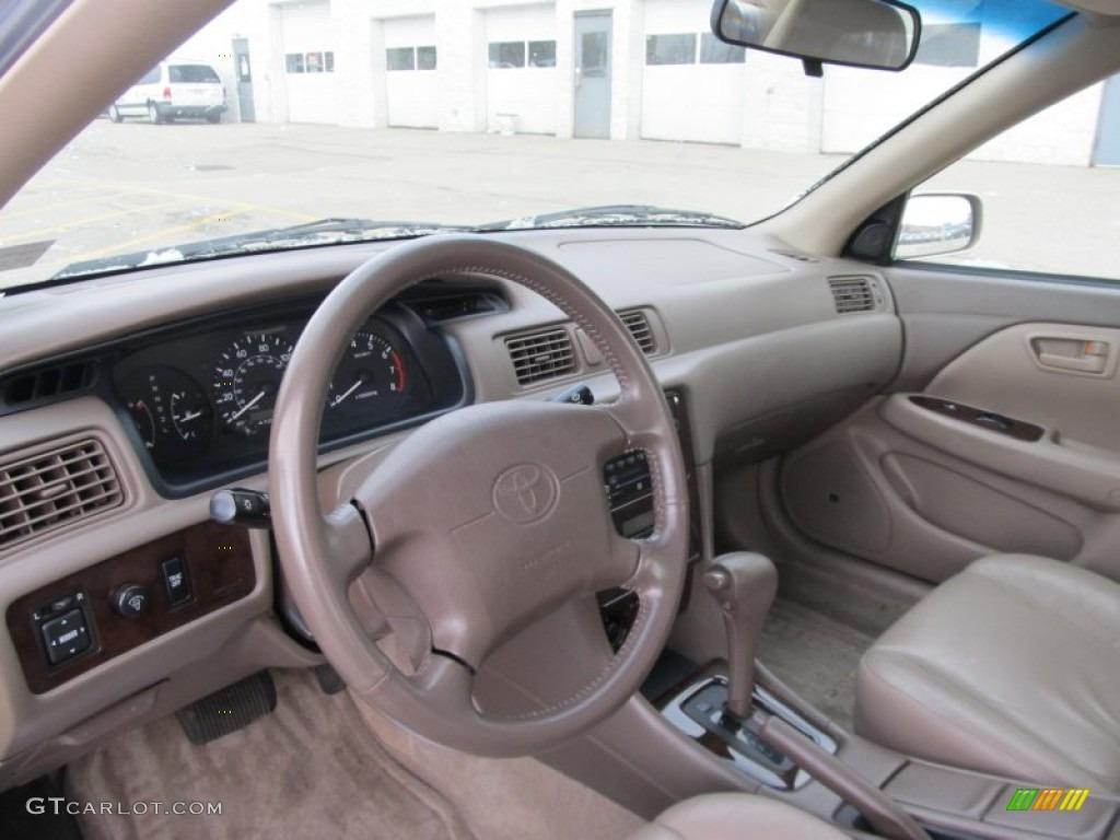 Toyota Camry XLE V Interior Photos GTCarLotcom - 2001 camry