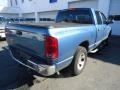 2002 Atlantic Blue Pearl Dodge Ram 1500 SLT Quad Cab  photo #5