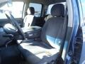 2002 Atlantic Blue Pearl Dodge Ram 1500 SLT Quad Cab  photo #11