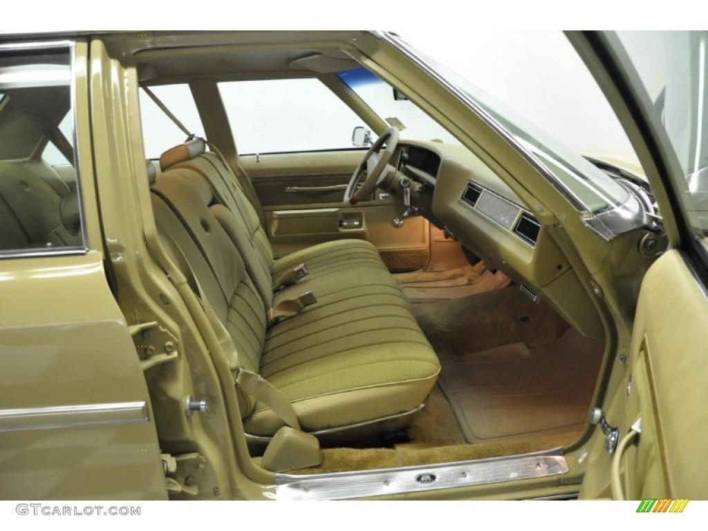 1975 Chevrolet Caprice Classic Convertible interior Photo #59814789 | GTCarLot.com