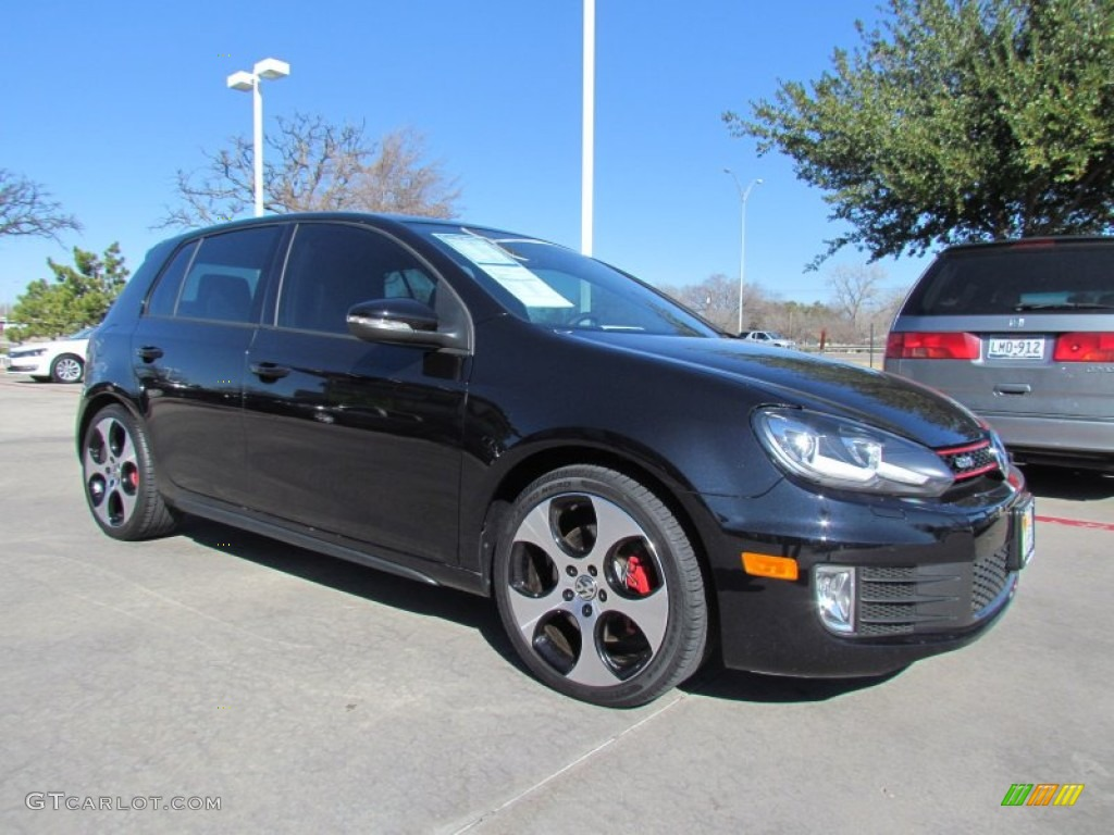 2011 volkswagen gti 4 door autobahn edition exterior. Black Bedroom Furniture Sets. Home Design Ideas