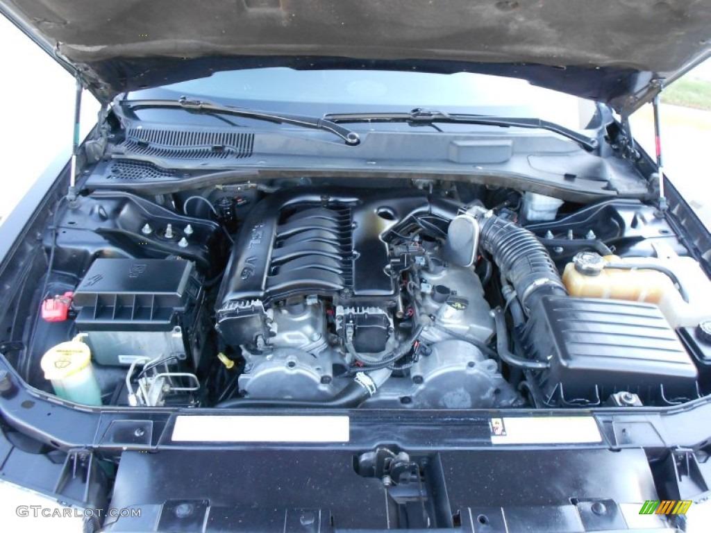 2006 Chrysler 300 Touring 3 5 Liter Sohc 24 Valve Vvt V6